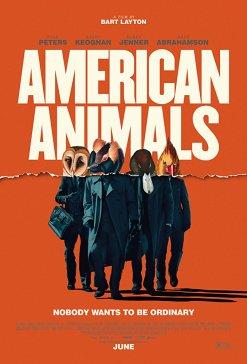 american animals poster 2