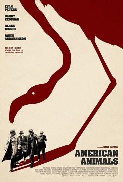 american animals poster 3