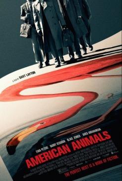american animals poster 4