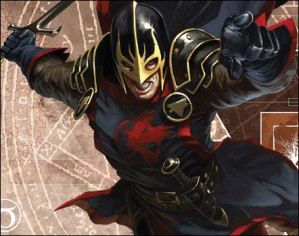 black knight marvel