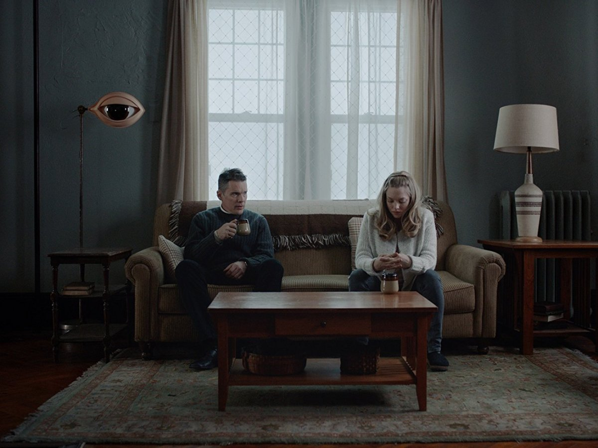 First Reformed – Marketing Recap