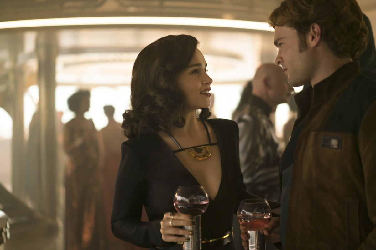 Solo Is Successful…From a Certain Point ofView