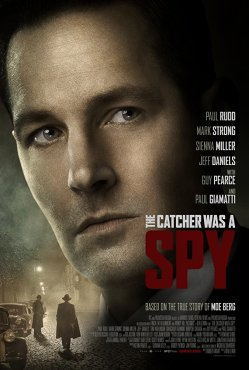 catcher was a spy poster