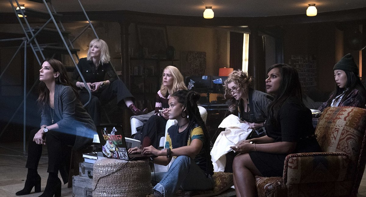 Ocean's 8 - Marketing Recap