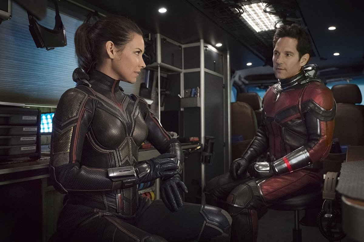 Ant-Man and the Wasp - Marketing Recap