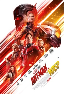 ant man and the wasp poste