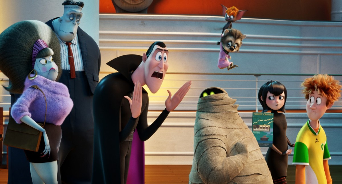 Hotel Transylvania 3: Summer Vacation - Marketing Recap