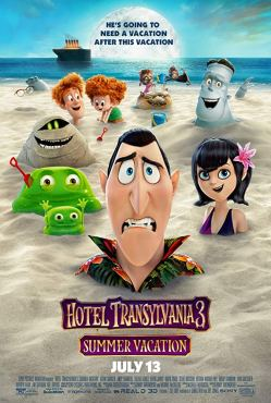 hotel translyvania 3 poster 4