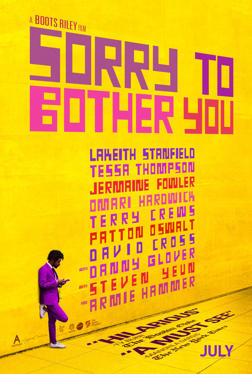sorry to bother you poster 10