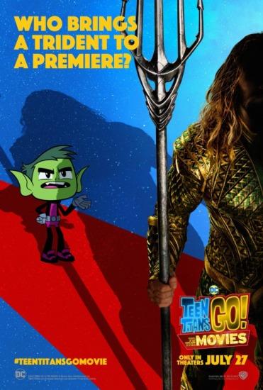 teen titans go poster 6