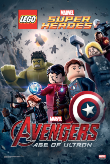 age of ultron lego