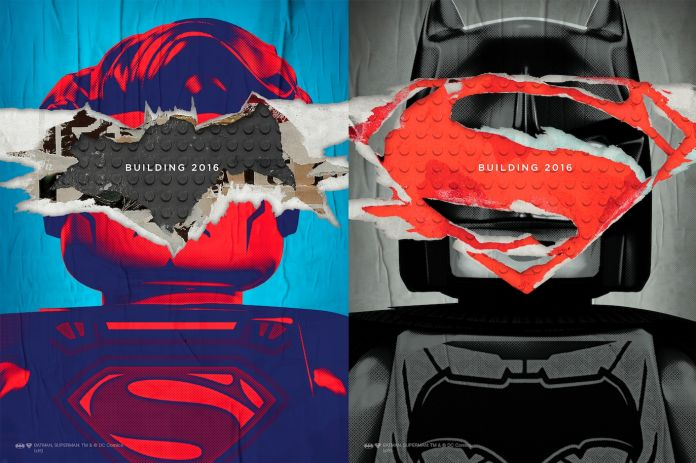 batman v superman lego