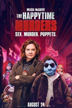 happytime murders poster