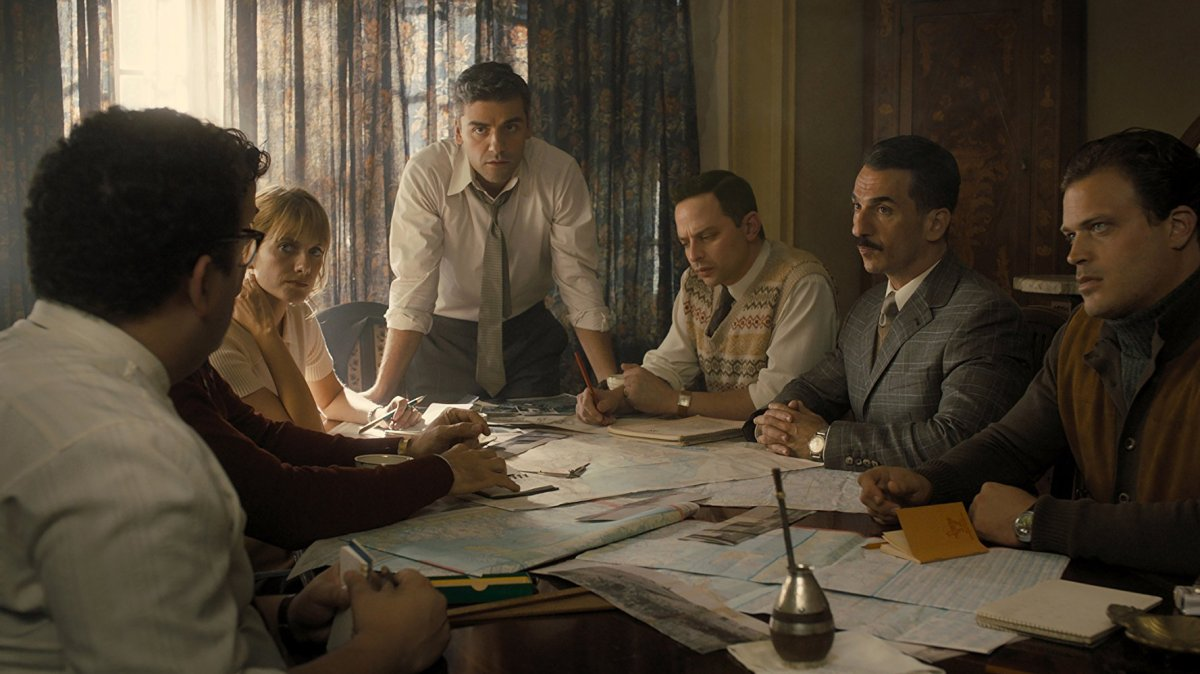 Operation Finale – Marketing Recap