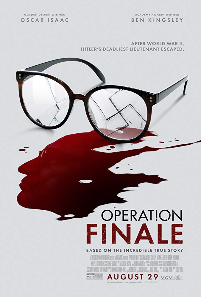 operation finale poster 1