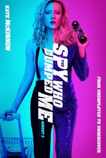 the spy who dumped me poster 4