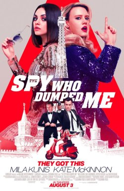 the spy who dumped me poster 6