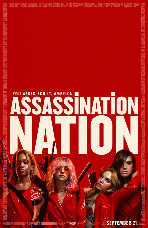 assassination nation poster 3