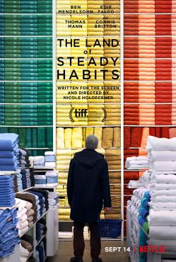 land of steady habits poster