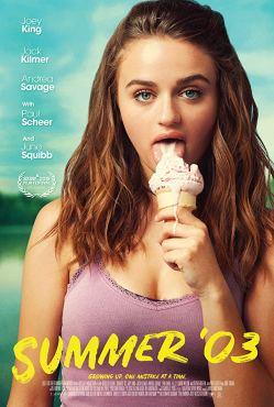 summer 03 poster