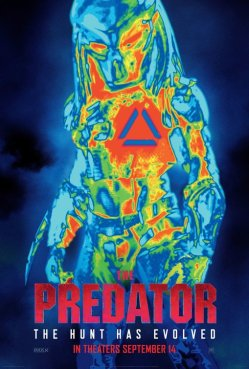the predator poster 2