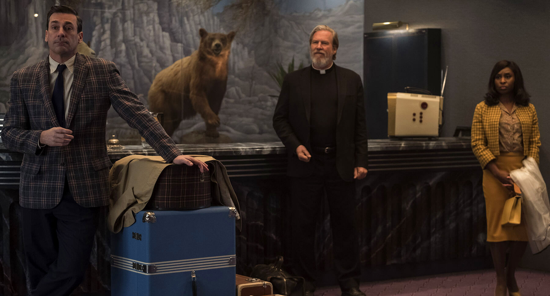 Bad Times at the El Royale – Marketing Recap