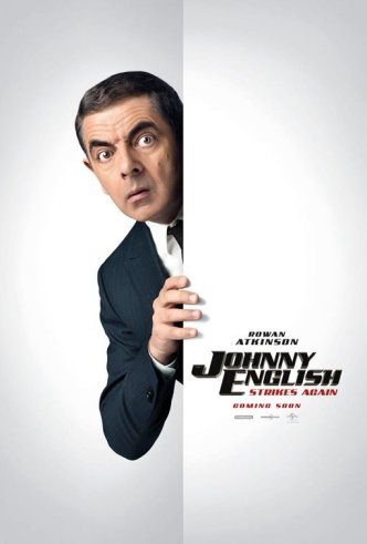 johnny english strikes again poster 3