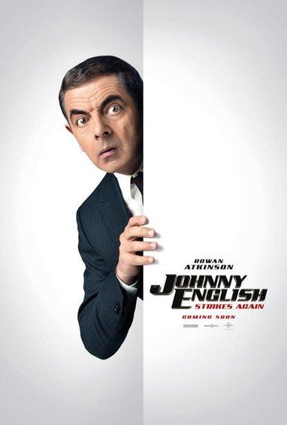 johnny english strikes again poster 3