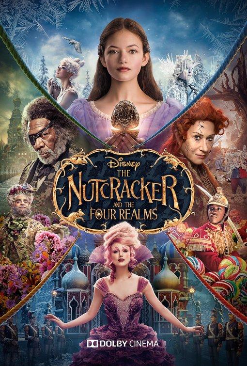 nutcracker four realms poster dolby
