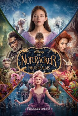 nutcracker four realms poster dolby