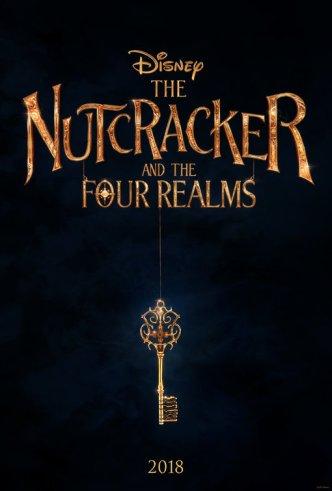 nutcracker four realms poster