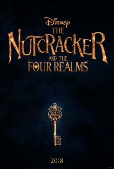 nutcracker four realms poster