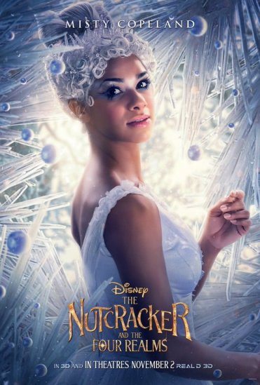 nutcracker four realms poster11