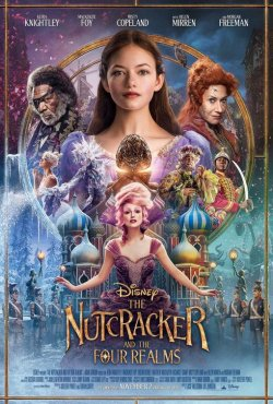 nutcracker four realms poster3