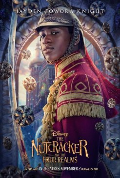 nutcracker four realms poster8