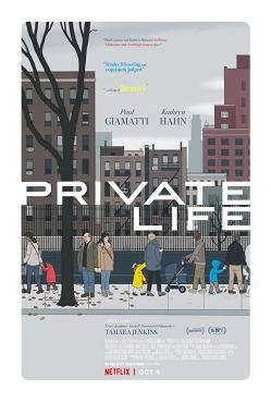 private life poster