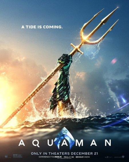 aquaman poster 3