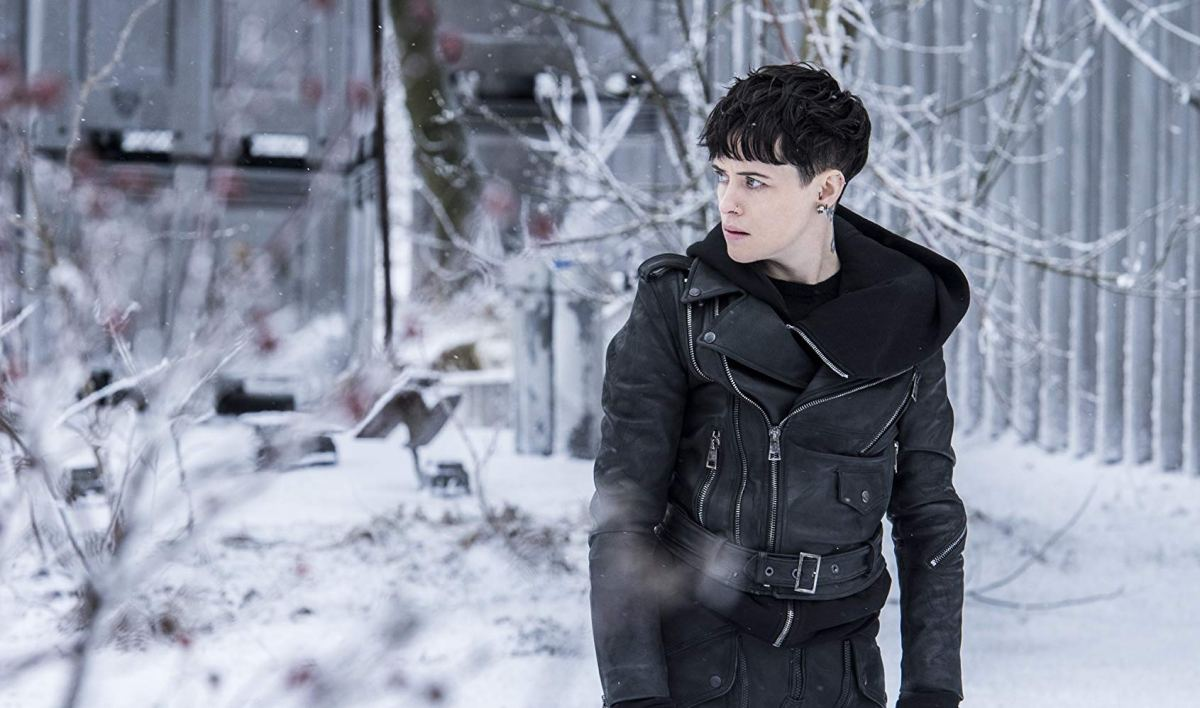 The Girl In the Spider's Web – Marketing Recap