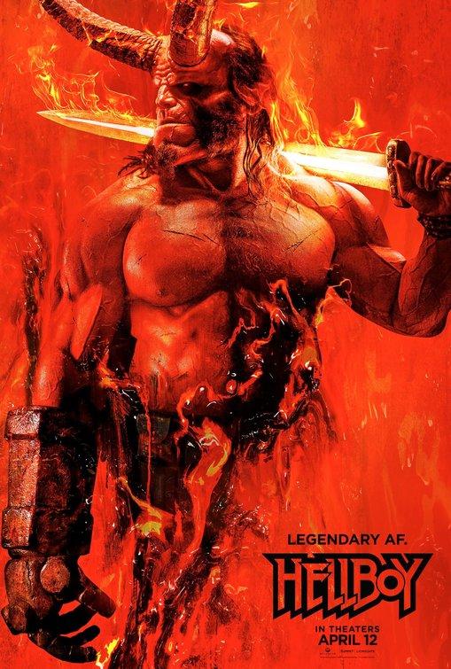Hellboy – MarketingRecap