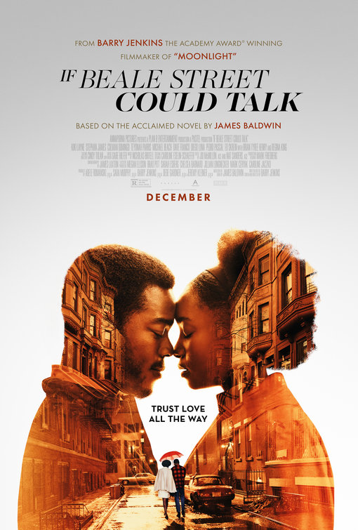if beale street could talk poster 2