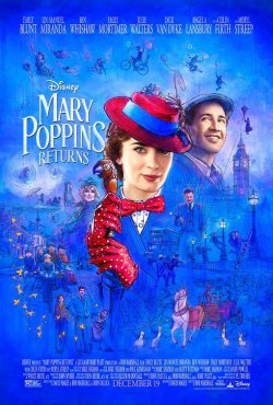 mary poppins poster 2
