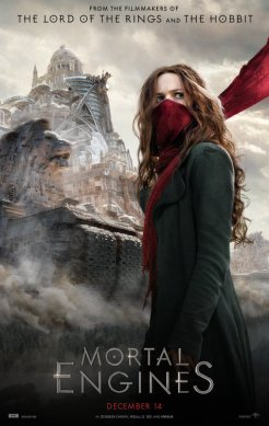 mortal engines poster 2