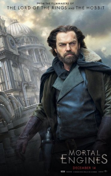 mortal engines poster 4