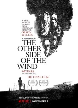 other side of the wind poster