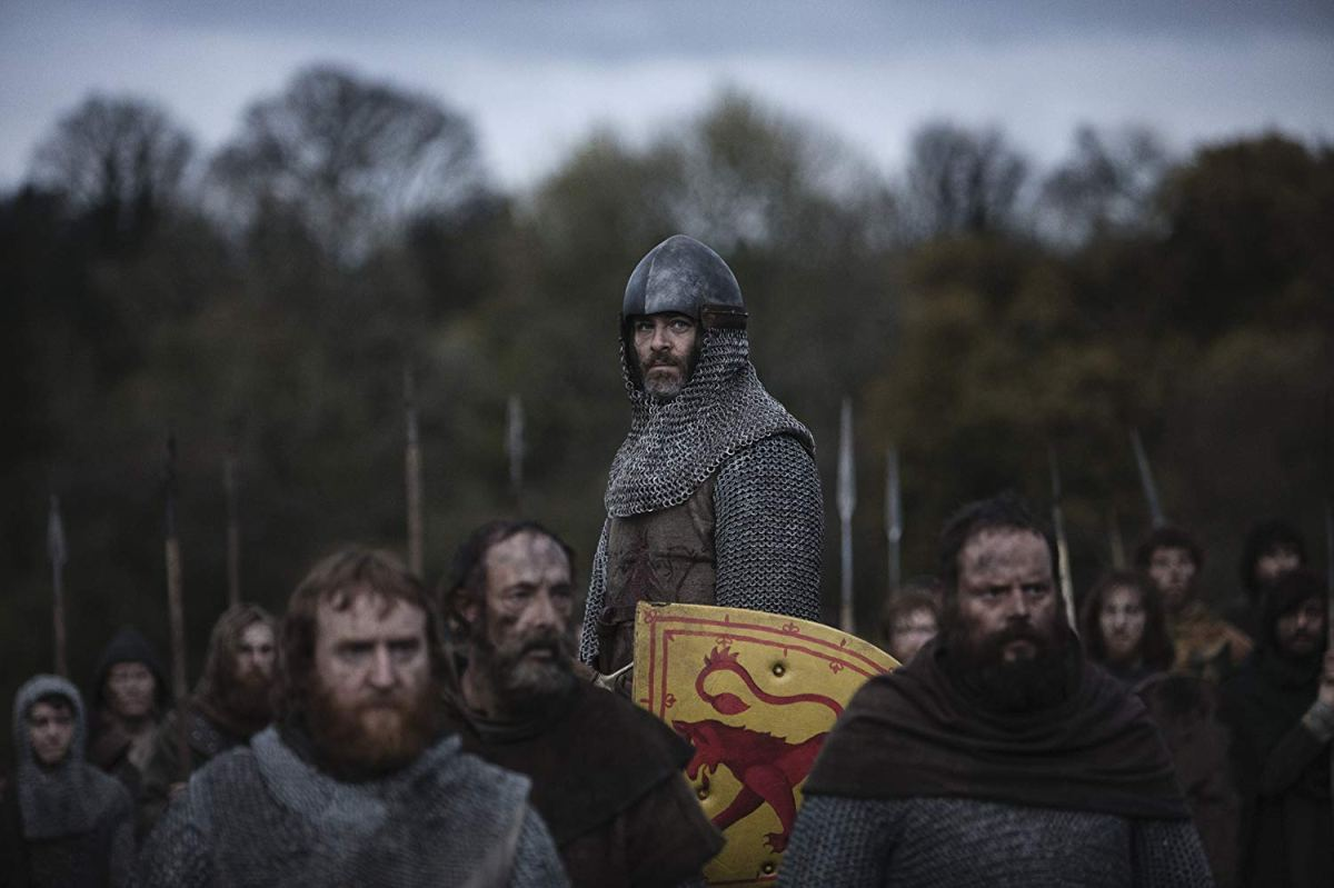 Outlaw King – Marketing Recap