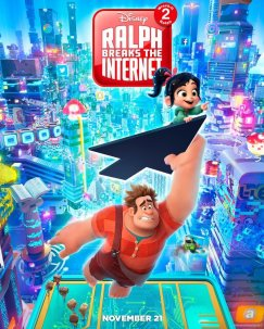 ralph breaks the internet poster 3