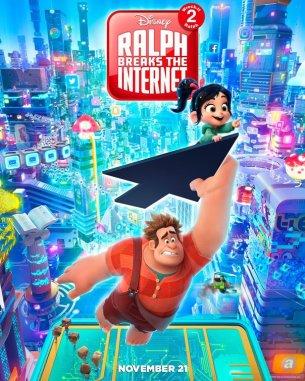 ralph breaks the internet poster 3