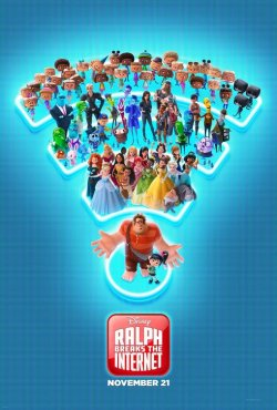 ralph breaks the internet poster 4