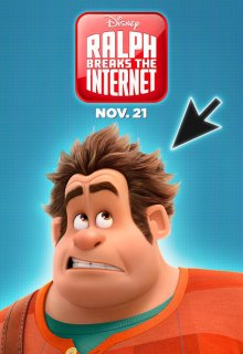 ralph breaks the internet poster 5