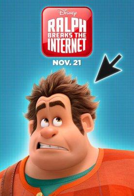ralph breaks the internet poster 5